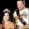 King Abdullah II and Queen Rania of Jordan
