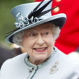 HM the Queen at the 2011 Trooping the Colour