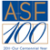The American Scandinavian Foundation's centennial logo
