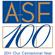The American Scandinavian Foundation's centennial logo