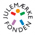 The logo of the Julemærkefonden