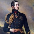 Prince Albert, the Prince Consort - painting by Winterhalter
