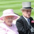 Queen, Prince Philip - Ascot