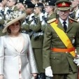 Grand Duchess Maria Teresa and Grand Duke Henri; 23-06-2012