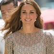 The Duchess of Cambridge in Raoul while in Singapore