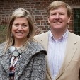 Princess Máxima and the Prince of Orange; March 2013