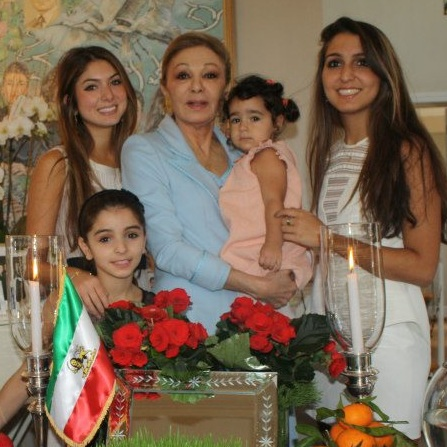 Pahlavi Imperial Family Celebrate the Nowruz | The Royal Forums