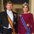 An official photograph of King Willem-Alexander and Queen Maxima of the Netherlands