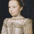 Marguerite de Valois, c 1566