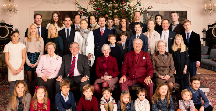 Christmas Family Gathering At Fredensborg The Royal Forums