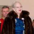 Queen Margrethe at the New Years Court; 07-01-2015