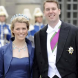 Hereditary Princess Kelly and Hereditary Prince Hubertus of Saxe-Coburg and Gotha
