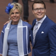 Princess Laurentien and Prince Constantijn