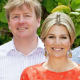 King Willem-Alexander and Queen Maxima in Aruba; 02-05-2015