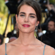 Charlotte Casiraghi attends the Cannes Film Festival; 17-05-2015
