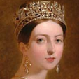 A portrait of Queen Victoria painted in 1838 by Thomas Sully