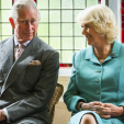 The Prince of Wales and the Duchess of Cornwall in Ireland; 19-05-2015