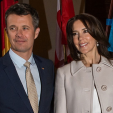Crown Prince Frederik and Crown Princess Mary in Munich; 20-05-2015
