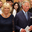 The Prince of Wales and the Duchess of Cornwall attend a reception in Northern Ireland; 21-05-2015