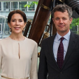 Crown Princess Mary and Crown Prince Frederik in Munich; 21-05-2015