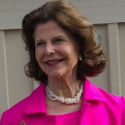 Queen Silvia attends the Childhood Day concert at Grona Lund; 24-05-2015