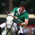 Prince Harry plays polo in the Maserati Jerudong Park Trophy; 24-05-2015