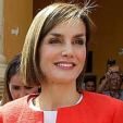 Queen Letizia during her visit to Honduras; 26-05-2015
