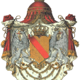 The Coat of Arms of the Margrave of Baden