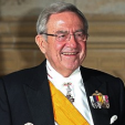King Constantine II of Greece in 2012