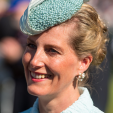 The Countess of Wessex attends a garden party to celebrate the centenary of Blind Veterans UK; 04-06-2015