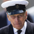 The Duke of Edinburgh attends the Royal Yacht Squadron's Bicentennial on the Isle of Wight; 05-06-2015
