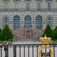 The Logarden of the Royal Palace of Stockholm