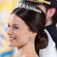 Princess Sofia on her wedding day; 13-06-2015