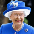 Queen Elizabeth attends the second day of Royal Ascot; 17-06-2015