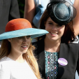 Princess Beatrice and Princess Eugenie attend Ladies' Day of Royal Ascot; 18-06-2015