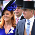 Sarah, Duchess of York and the Duke of York attend day four of Royal Ascot; 19-06-2015