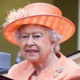 Queen Elizabeth at the final day of Royal Ascot for 2015; 20-06-2015