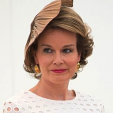 Queen Mathilde attends the award ceremony of the Queen Elisabeth Music Competition; 02-06-2015