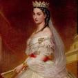 Empress Carlota of Mexico, born Princess of Belgium