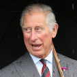 The Prince of Wales during his visit to Parc Prison in Bridgend, 06-07-2015