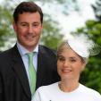 Hereditary Prince Alexander and Hereditary Princess Sarah von Isenburg