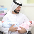 View the full image at Sheikh Majid's Instagram account