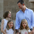 The Spanish Royal Family in Palma de Mallorca; 03-08-2015