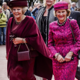 Princess Beatrix and Queen Sonja