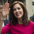 Crown Princess Mary in Aarhus; 16-09-2015