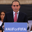 Prince Ali during his announcement in Amman; 09-09-2015