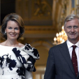 King Philipe and Queen Mathilde