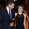 King Felipe and Queen Spain