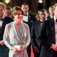 William, Catherine and Harry