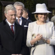 King Philippe and Queen Mathilde in Poland; 14-10-2015
